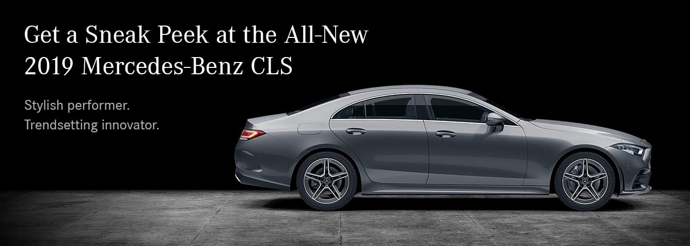 New 2019 Mercedes-Benz CLS Launch Event Columbus Oh