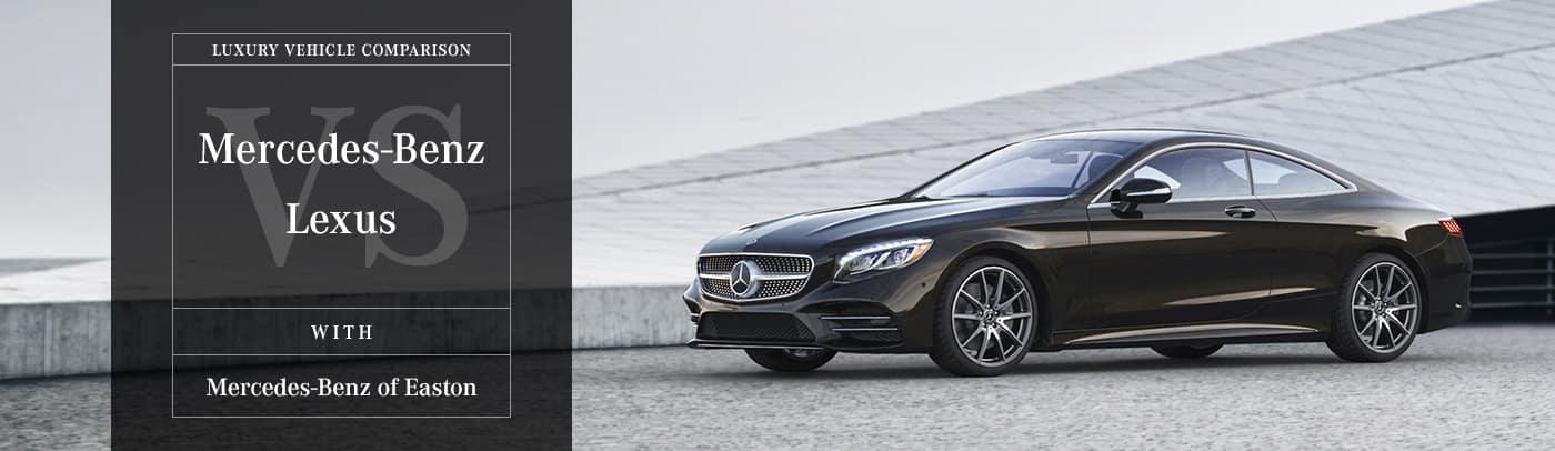 Mercedes-Benz vs. Lexus
