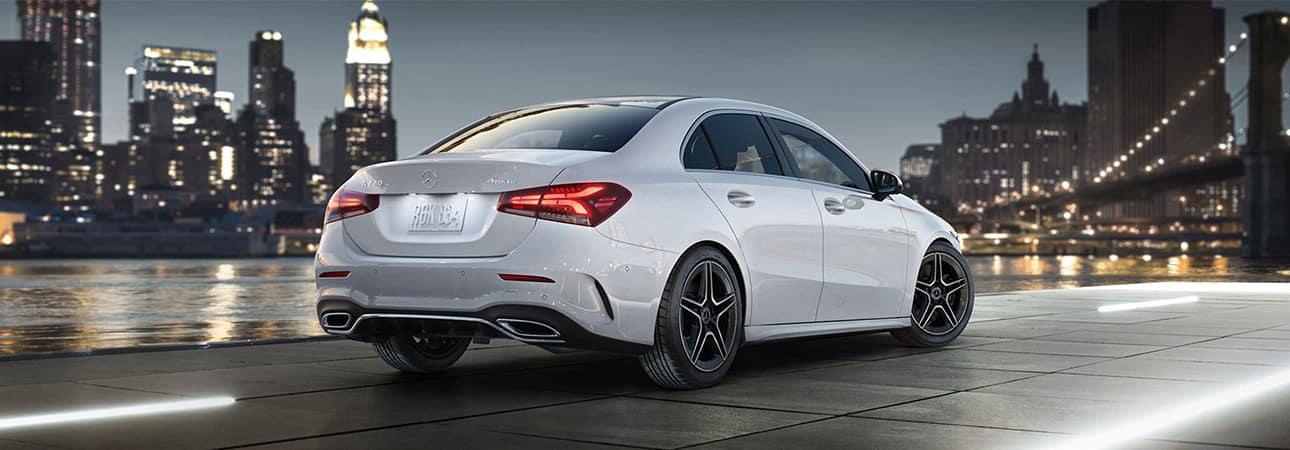 2019 Mercedes-Benz A-Class Back