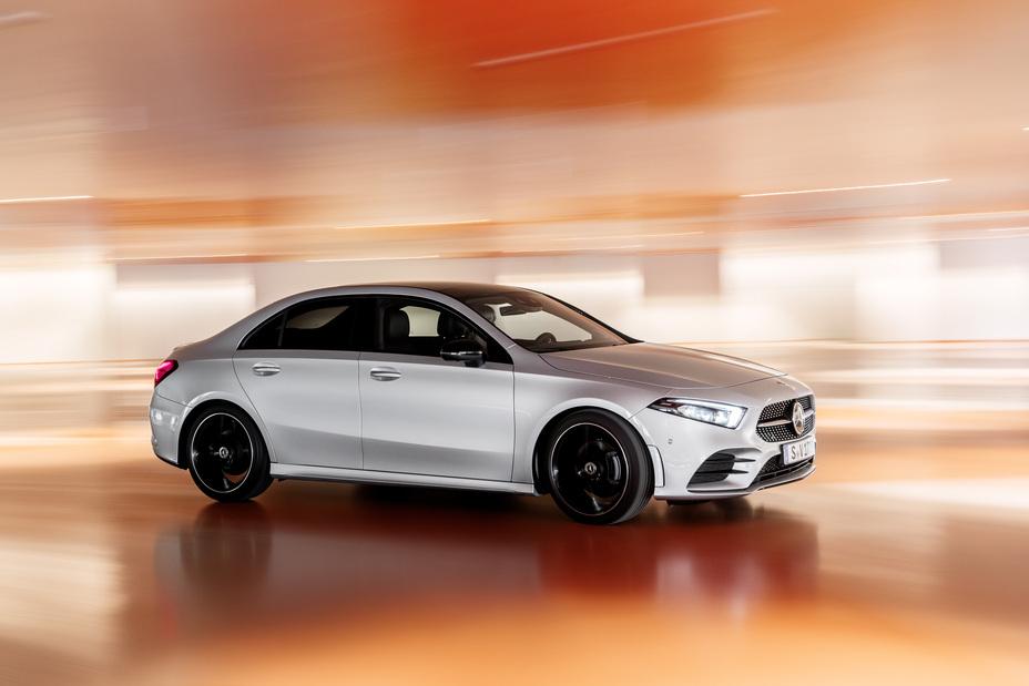 2019 Mercedes-Benz A-Class Exterior Styling