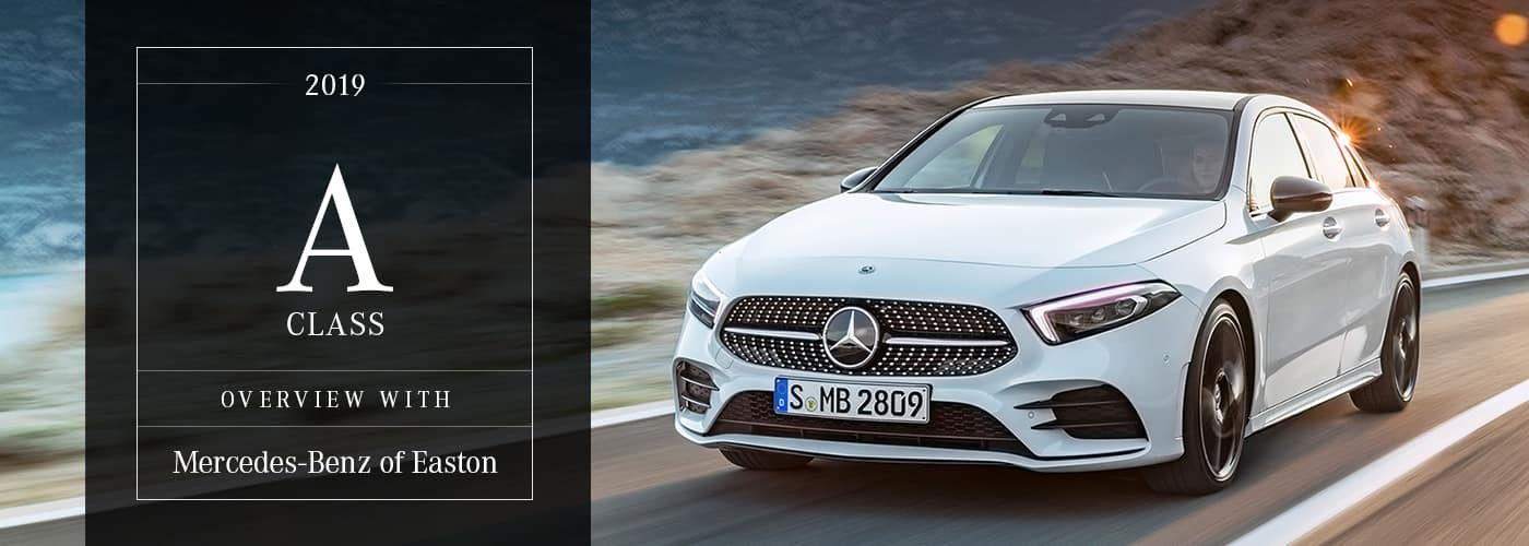 2019 Mercedes-Benz A-Class Model Overview at Mercedes-Benz of Easton