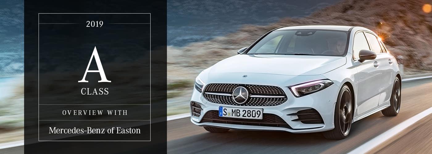 2019 Mercedes-Benz A-Class Model Preview | Mercedes-Benz of
