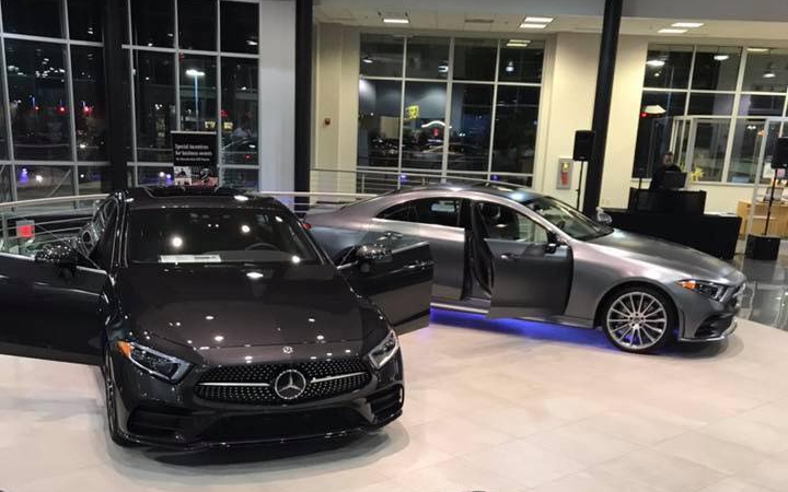 2019 Mercedes-Benz CLS Launch Event After the Reveal