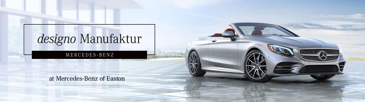 Mercedes-Benz Custom Order Program
