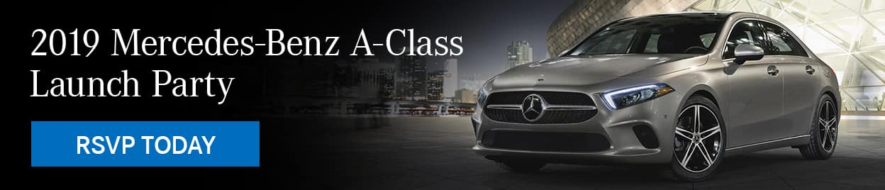 A-Class Launch Party
