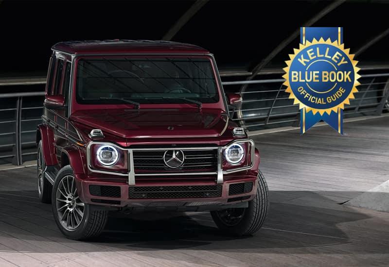 2020 Mercedes-Benz G-Class KBB Brand Image Awards