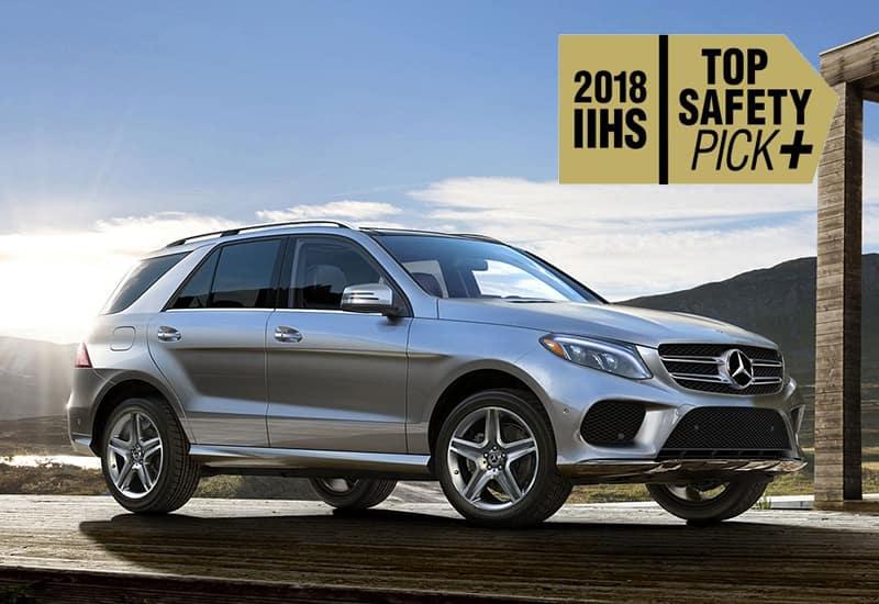 Mercedes-Benz Top Saftey Pick+