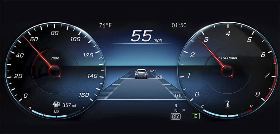 2019 Mercedes-Benz C-Class Driver Assistance