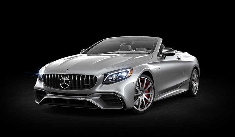 AMG® S-Class Cabriolet