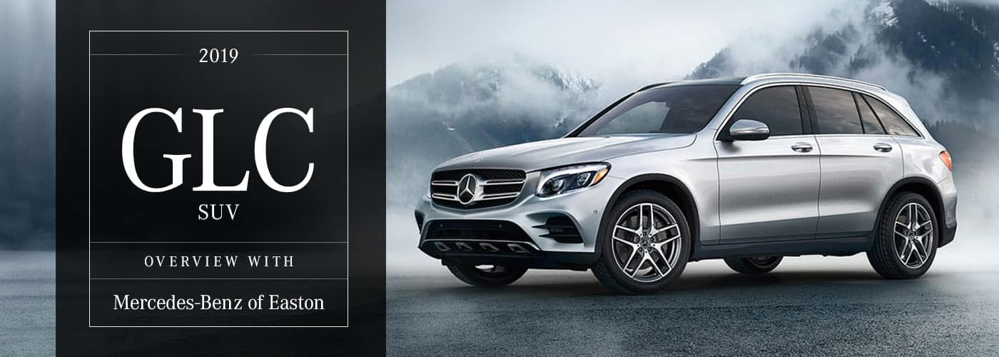 2019 Mercedes-Benz GLC SUV Model Overview at Mercedes-Benz of Easton