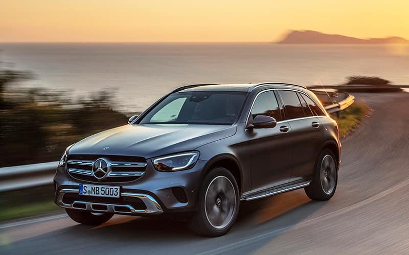 Mercedes-Benz GLC SUV Performance