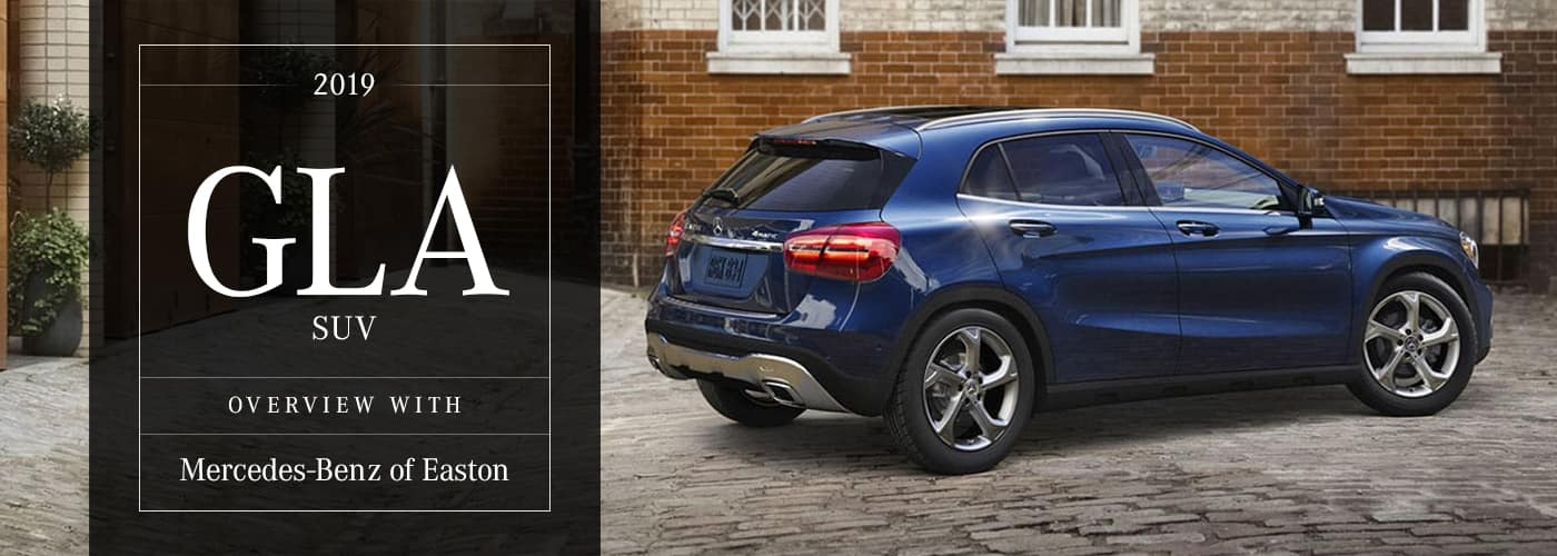 Mercedes-Benz GLA Model Overview at Mercedes-Benz of Easton