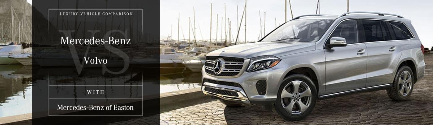 Mercedes-Benz vs Volvo Comparison – Mercedes-Benz of Easton