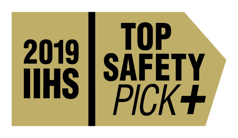 IIHS Top Safety Pick Plus Award