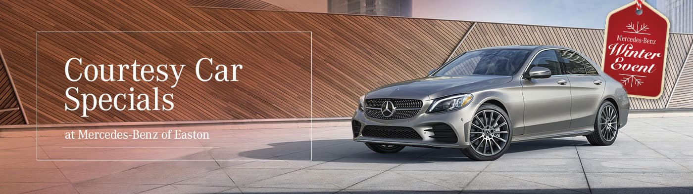 Mercedes-Benz Lease and Purchase Offers in Easton Columbus, Ohio