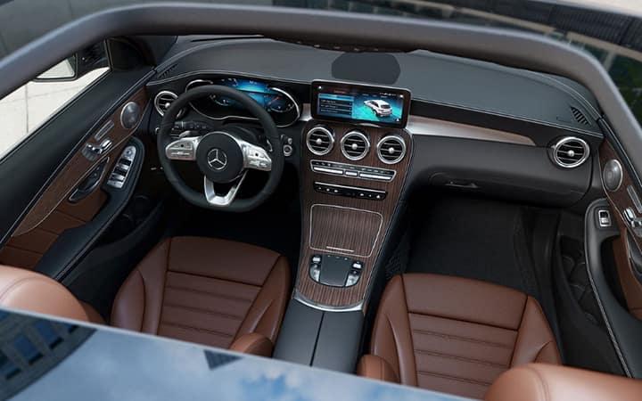 Mercedes-Benz GLC SUV Interior