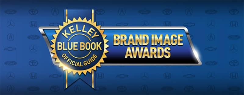 Kelley Blue Book Brand Image Awards