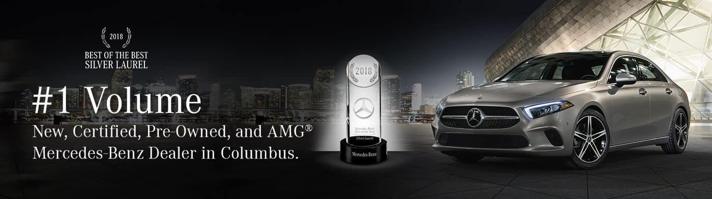 Best of the Best - Silver Laurel Award - Mercedes-Benz of Easton