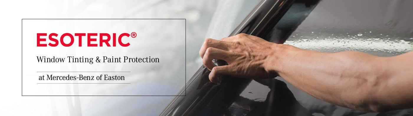 ESOTERIC Auto Preservation Products & Services – Mercedes-Benz of Easton