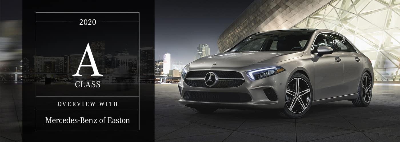 2020 Mercedes-Benz A-Class Model Overview at Mercedes-Benz of Easton