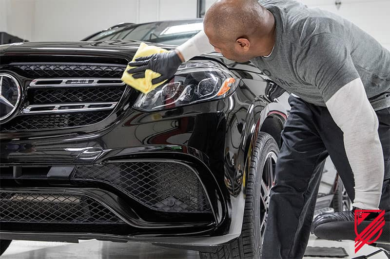 Mercedes-Benz Paint Enhancement Services