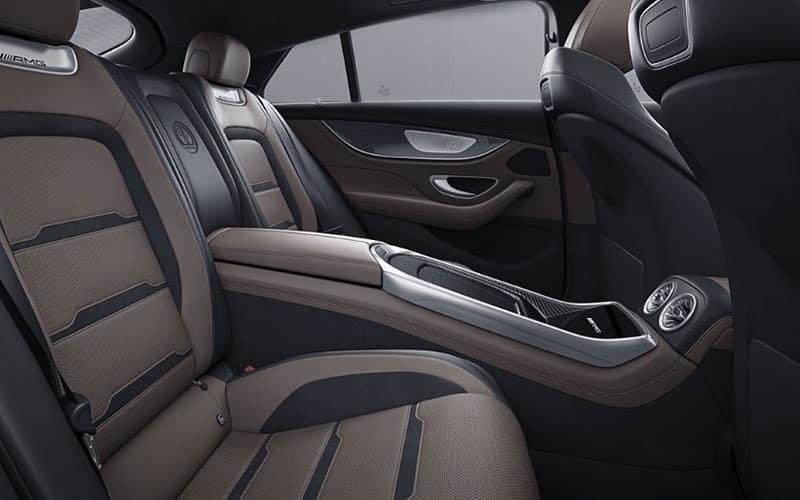 Mercedes-Benz AMG GT 53 Interior