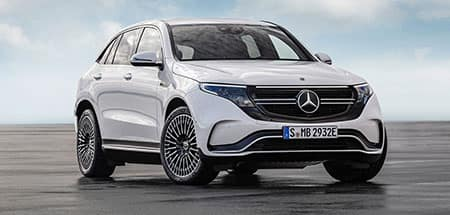 2021 Mercedes-Benz EQC
