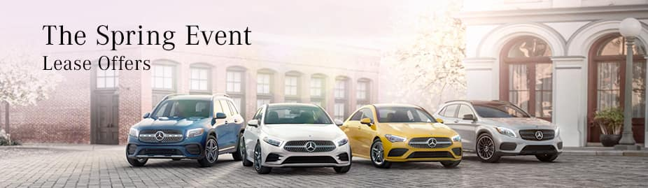 Mercedes-Benz Lease Offers in Easton Columbus, Ohio