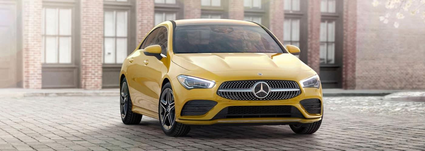 Mercedes-Benz CLA Exterior