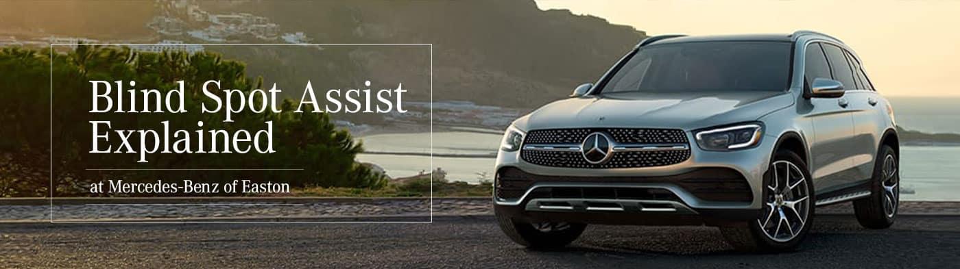 Blind Spot Assist Overview - Mercedes-Benz of Easton