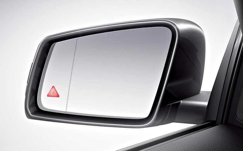 Mercedes-Benz Blind Spot Assist Mirror