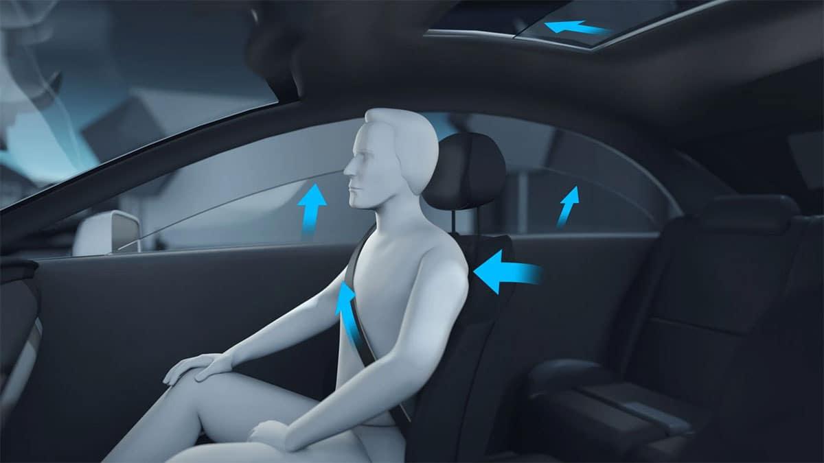 Mercedes-Benz PRE-SAFE System