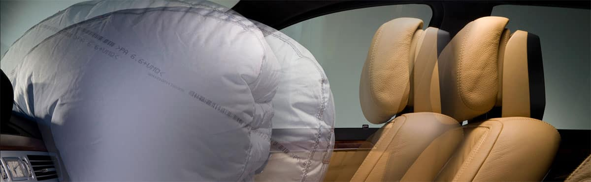 Mercedes-Benz PRE-SAFE Airbag