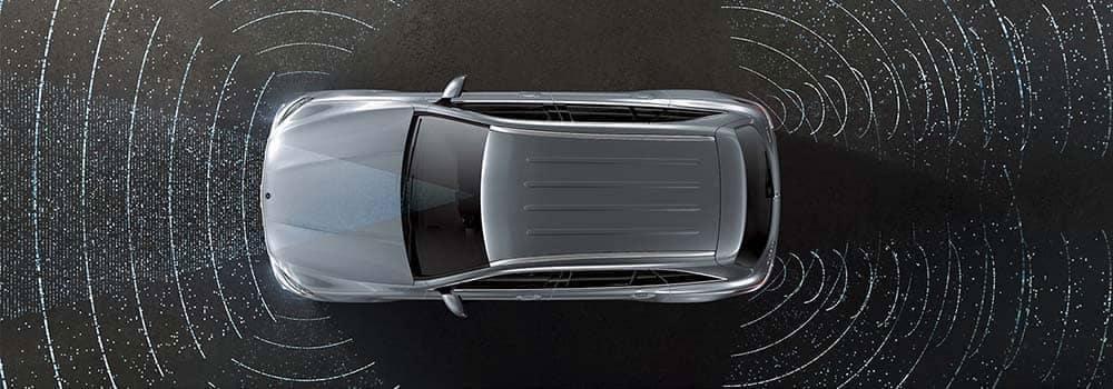 Mercedes-Benz GLC Safety