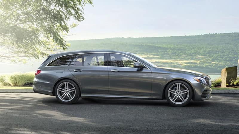 Best Luxury Station Wagon - Mercedes-Benz E-Class Wagon