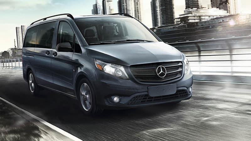 Best City Van - Mercedes-Benz Metris