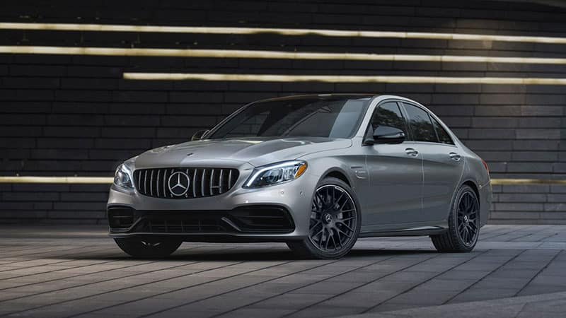 Best Sports Sedan or Coupe - Mercedes-AMG C 63