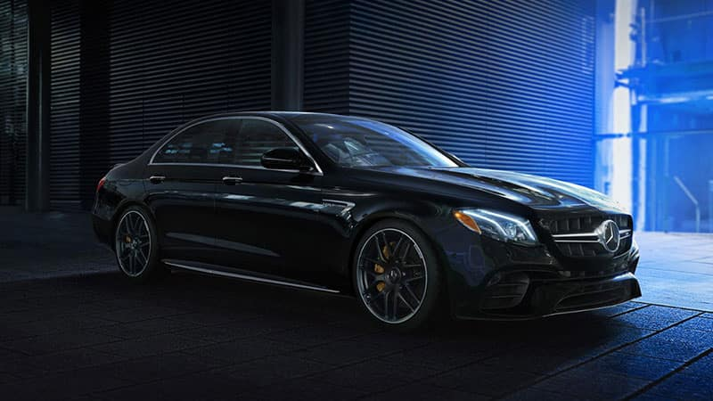 Best Mid-Size Luxury Car - Mercedes-AMG E 53