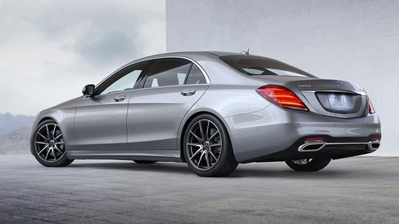 Best Full-Size Luxury Car - Mercedes-Benz S-Class