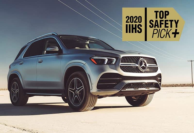 Mercedes-Benz GLE Safety