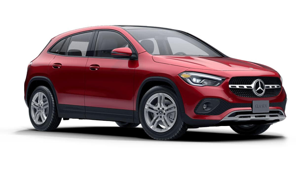 2020 Mercedes-Benz GLA 250 4MATIC®