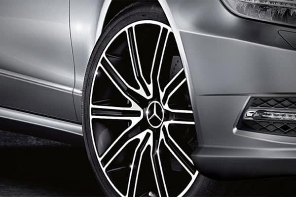 Mercedes-Benz Run Flat Tires
