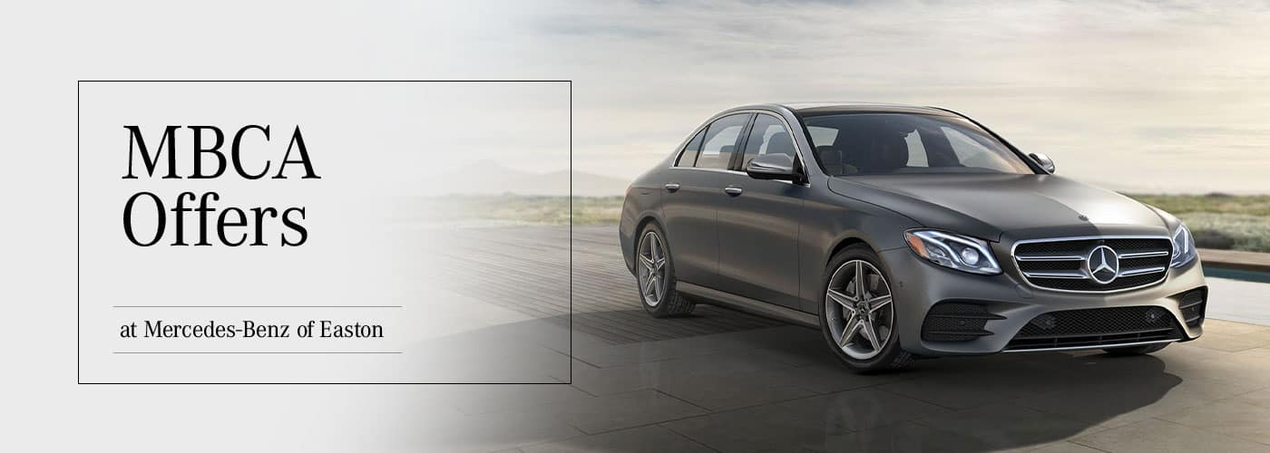 Mercedes-Benz Club of America Offers Page - Mercedes-Benz of Easton