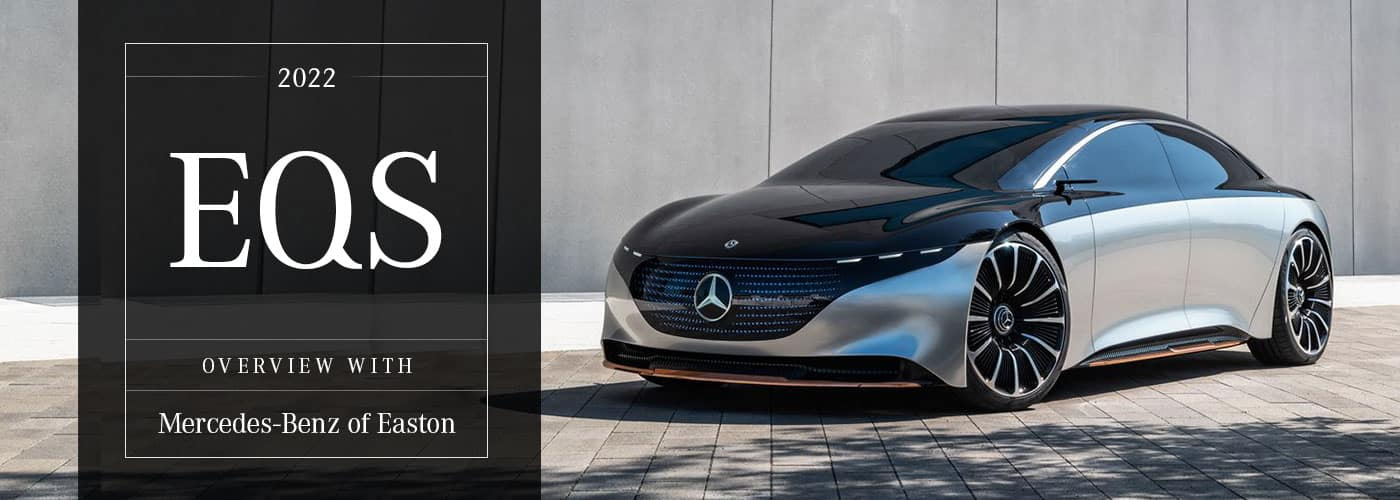 2022 Mercedes-Benz EQS Model Overview at Mercedes-Benz of Easton