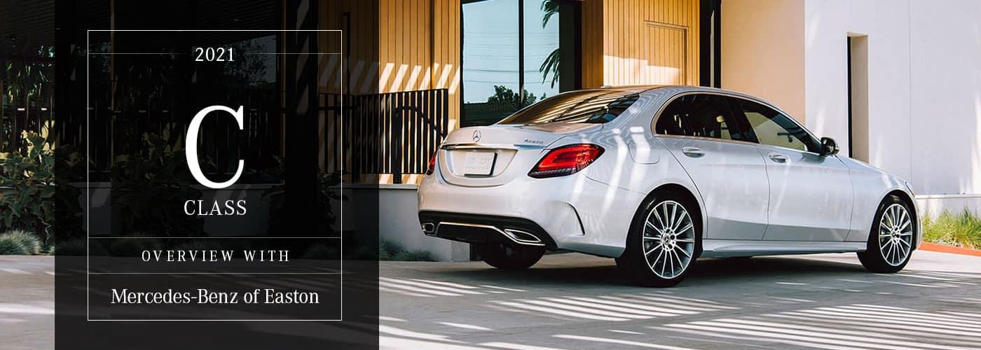 2021 Mercedes-Benz C-Class Model Overview at Mercedes-Benz of Easton