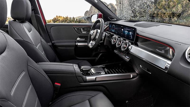 Mercedes-AMG GLB 35 Interior