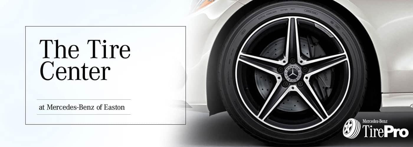 Mercedes-Benz Tire Center