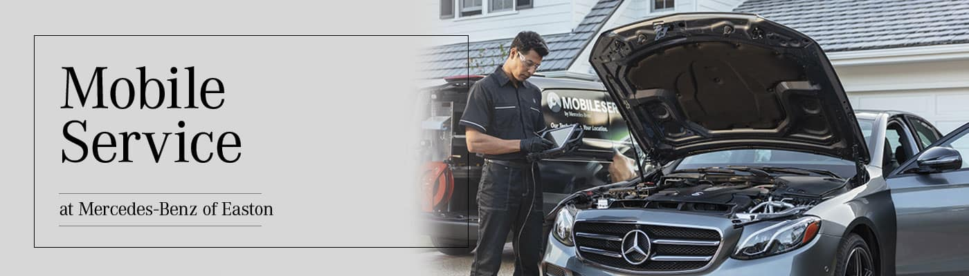 Mobile Service by Mercedes-Benz
