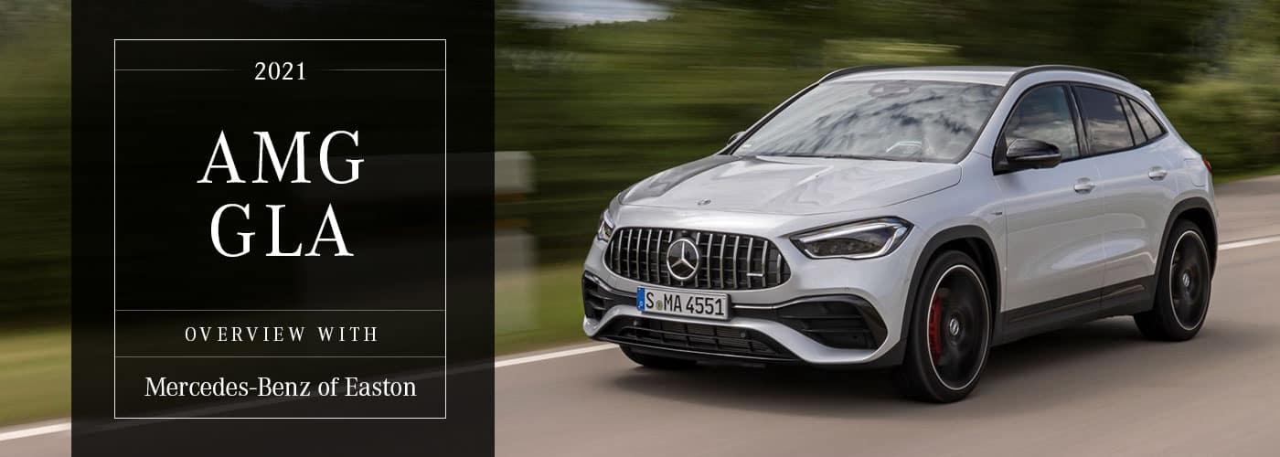 2021 Mercedes-Benz AMG GLA Model Review