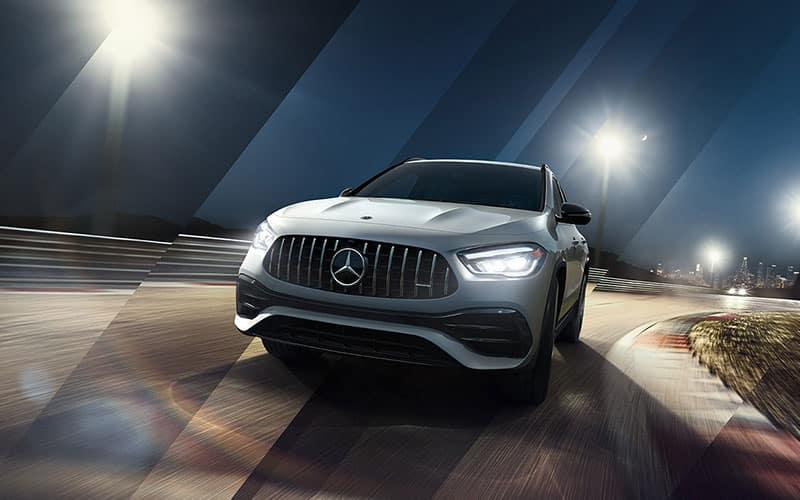 Mercedes-AMG GLA Exterior